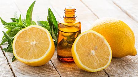 bitkisel ucucu yaglar limon yagi